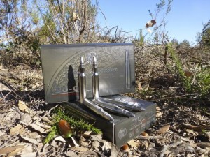 The Silver Selection cycled well and brought the beasts down cleanly every time